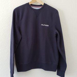 Tommy Hilfiger Navy Crewneck Sweatshirt - S
